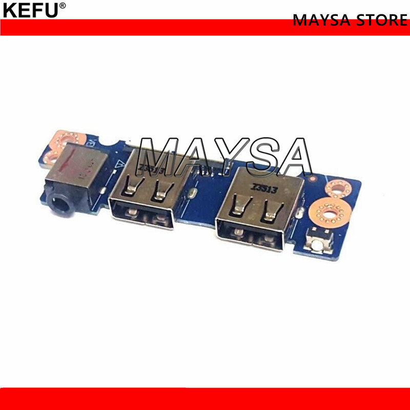 Original For Lenovo E40-30 E40-70 Usb Board Audio Board Ls-b097p At All Costs Computer & Office
