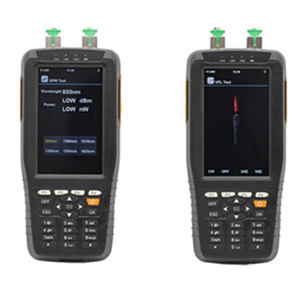 TM70B PON Power Meter Voor PON Netwerk Bouw En Onderhoud Handheld