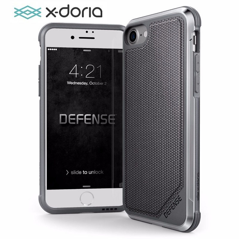 X-Doria Phone Case For IPhone 7 8 Plus Defense Lux Military Grade Drop Tested Protective Case Cover For IPhone 7 8 Plus Coque