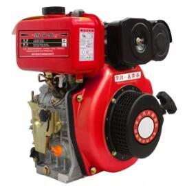 купить Fast Shipping Rachis shaft Diesel Engine Electric Start 186FE 10HP air cooled по цене 21840.8 рублей