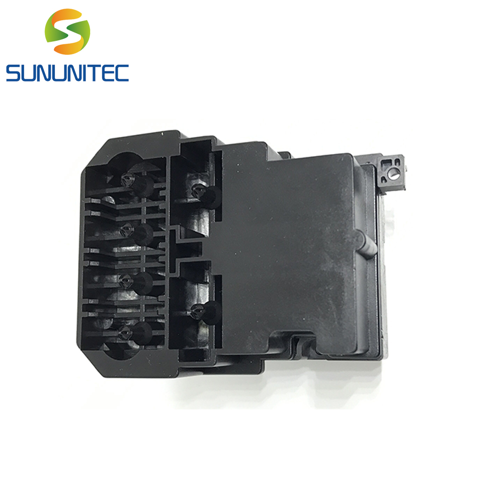 Image 2 - F192040 DX8 DX10 TX800 UV Print head Printhead For Epson TX800 Nuocai Xuli Sky Color UV Photo Printer-in Printer Parts from Computer & Office
