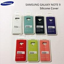 Samsung Galaxy Note 9 Silicone Case 360 Soft Protector Luxury Silicon Cover Anti-wear Liquid SM-N9600 Anti-Drop High-Quanlity