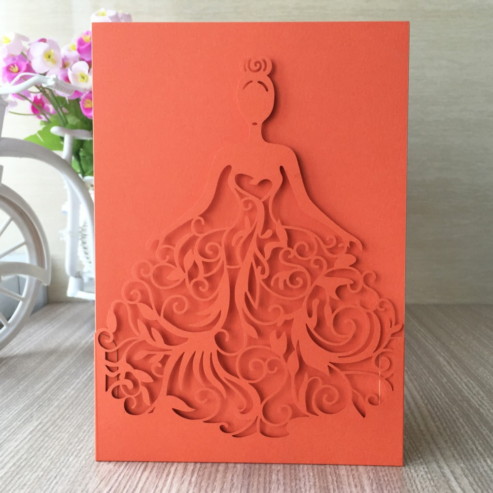 craft invitation card