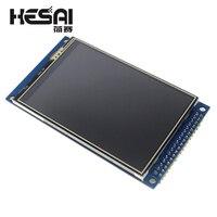 Умная электроника 3,5-дюймовый TFT сенсорный экран ЖК-модуль дисплей 320*480 с адаптером PCB для arduino Diy Kit