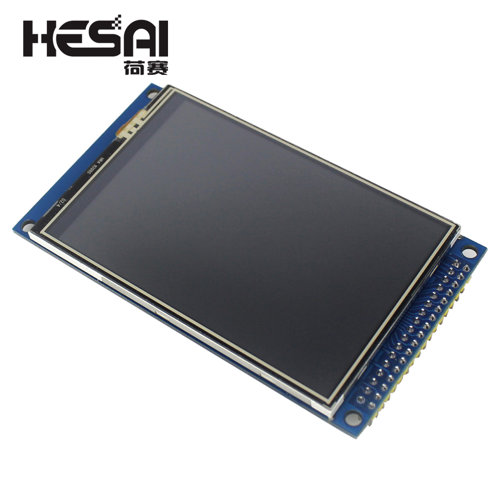 Smart Electronics 3.5 inch <font><b>TFT</b></font> <font><b>Touch</b></font> Screen LCD Module Display 320*480 with PCB Adapter for <font><b>arduino</b></font> Diy Kit image