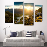 Panel Canvas Art Landscape Oil Painting Pictures On The Wall Modern Art Painting Pop Art Canvas