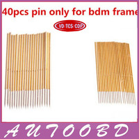BDM Frame Pin only pin A quality BDM Pins BDM Frame small needles and big needles for FG Galletto