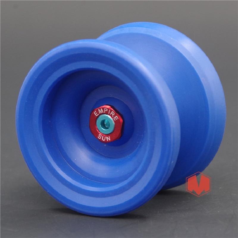 New Arrive YOYO EMPIRE SUN yoyo CNC Yoyo for Professional yo-yo player Metal and POM Material Classic Toys Gift For Kids