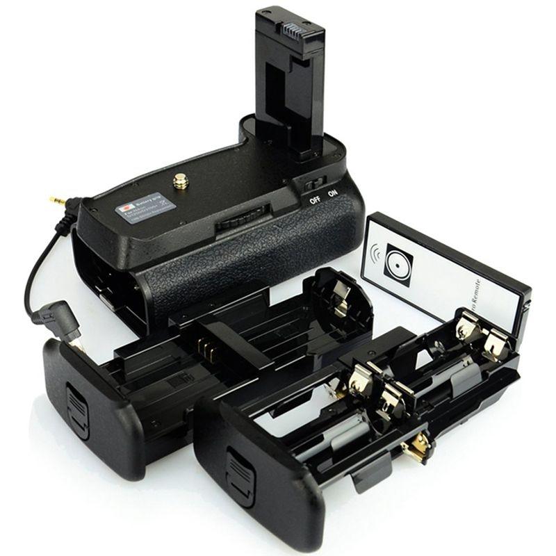 Mb D31 Vertical Battery Grip For Nikon D3100 D3200 D3300 D5300 Slr Digital Camera As En El14 En El14A in Battery Grips from Consumer Electronics