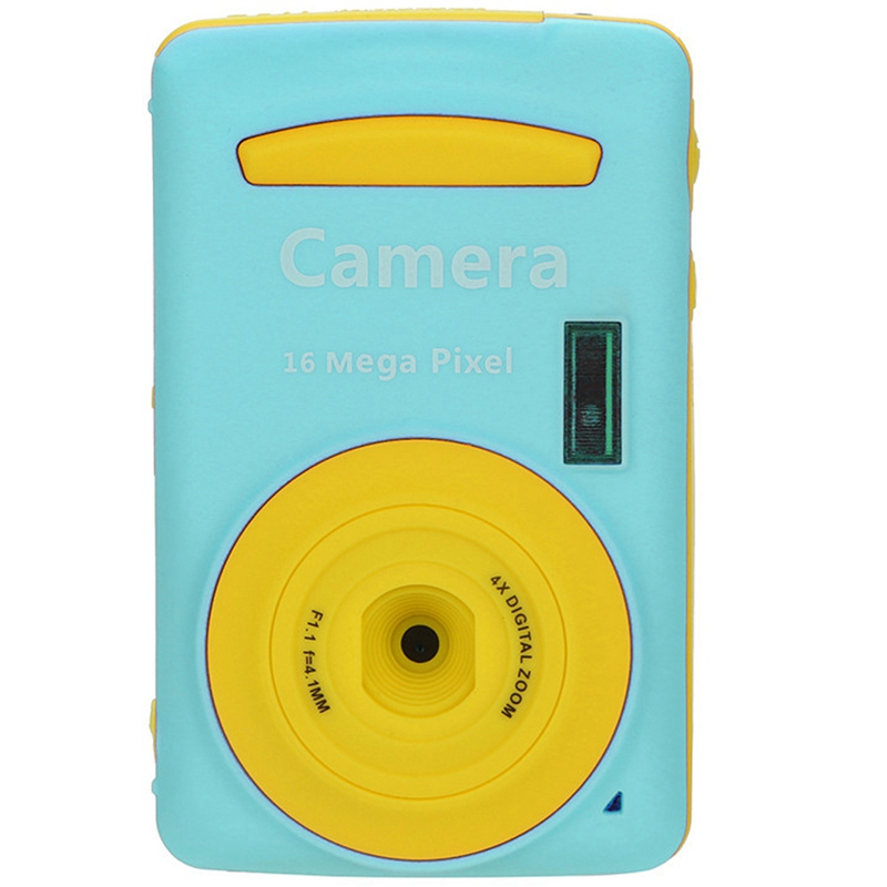 2.4Hd Screen Digital Camera 16Mp Anti-Shake Face Detection Camcorder Blank Point And Shoot Camera Digital Portable Cute Child