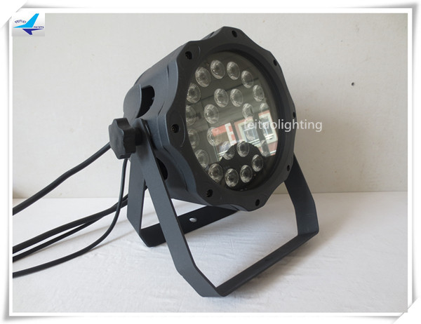 free shipping 10pcs/lot Outdoor Led Par Stage 24x10w Uplight IP65 Par Can Light RGBW 4IN1 DMX Strobe Party Disco DJ Lighting