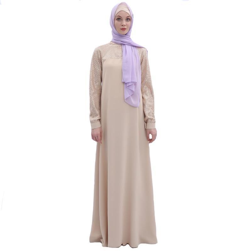Muslim Dress Ramadan Abaya Islamic Clothing Women Malaysia Jilbab Djellaba Robe Musulmane Turkish Baju Lace Kimono Kaftan Tunic