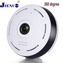 Cctv Ip camera 360 Degree smart  IPC Wireless IP Fisheye Camera Support Two Way Audio P2P 960P HD wifi camera Onvif Jienu