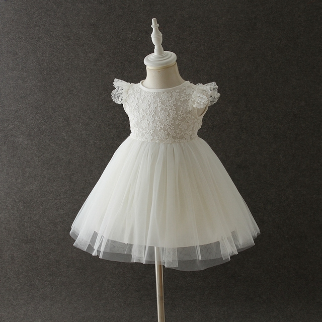 e511cd217 Summer Baby Princess Fashion Wedding Birthday Party Tutu Dresses ...