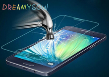 ФОТО 9h protective tempered glass for samsung galaxy s4 s5 a3 a5 a7 2016 a9 j1mini j120 j3 j320f j5 j510f j7 j2 2016 series 0.3mm