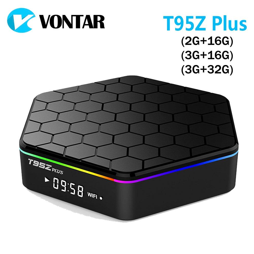 VONTAR T95Z Plus Smart Android TV BOX 7 1 OS Set top box 2GB 16GB 3GB