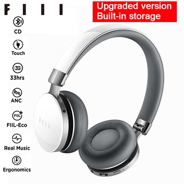 FIIL DIVA PRO/CANVIIS PRO auriculares inalámbricos audífonos meteorito negro inteligente reducción de ruido inicio y parada de voz inteligente