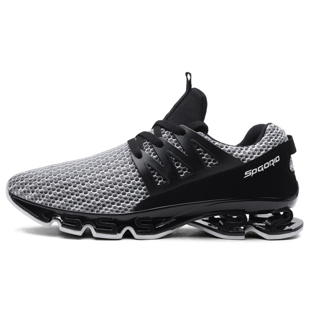 2242b3026fa4 LoadingFunds New Men s Running Shoes Spring Blade Sneakers Cushioning  Outdoor Male Sport Shoes For Men Athletic Shoes