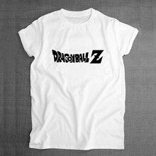 Japan Manga Dragon Ball Z Sun Goku Master Roshi Letter Men's T-shirt Novel Swag Tee Male Anime Tshirt Comics Clothes T-shirts