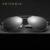 VEITHDIMen Recubrimiento De Aluminio Espejo gafas de sol Polarizadas de los hombres diseñador de la Marca de pesca gafas de Sol de los hombres gafas de sol masculino 2736