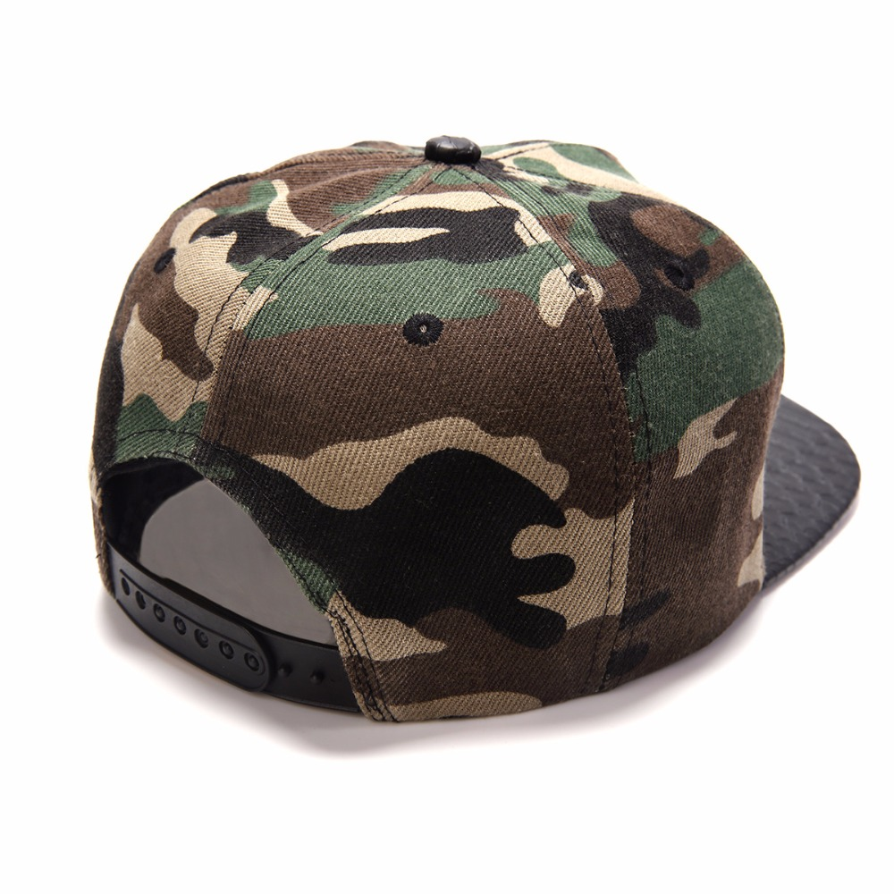 aeacca910e3 Men Women Golden Hemp Leaf GUN Snapback Hats Gorras Weed Camouflage GANGSTA Baseball  Caps Sports Jesus Christ hip hop hat-in Baseball Caps from Apparel ...