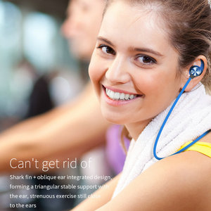 Image 4 - Bluetooth Headphone Wireless Earphone Bluetooth Headset Sport Hanging Neck with Microphone for android iphone xiaomi