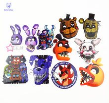 11Pcs Five Nights at Freddy Stickers Decal waterproof graffiti Doodle sticker skateboard decal font b toy