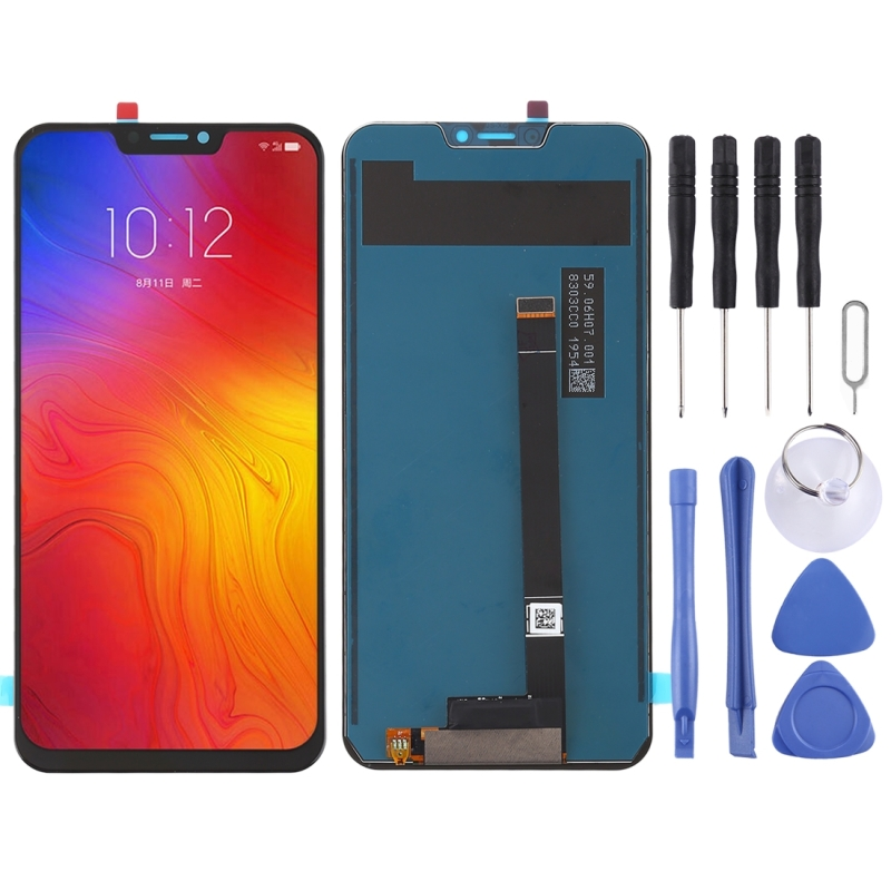 High Quality LCD Screen and Digitizer Full Assembly Lcd Replacement Glass for Lenovo Z5 L78011 With ToolsHigh Quality LCD Screen and Digitizer Full Assembly Lcd Replacement Glass for Lenovo Z5 L78011 With Tools