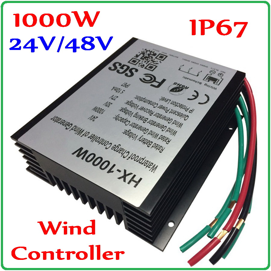 48v 24v Wind Turbine Generator Charge Controller 1000w Wiring Diagram Ac Adaptor For Laptop Regulator Max 1200w In Alternative Energy Generators From Home Improvement