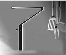 2016 новое прибытие эксклюзивный последняя модель латунь хром однорычажный кухонный кран раковина смеситель кухонный кран