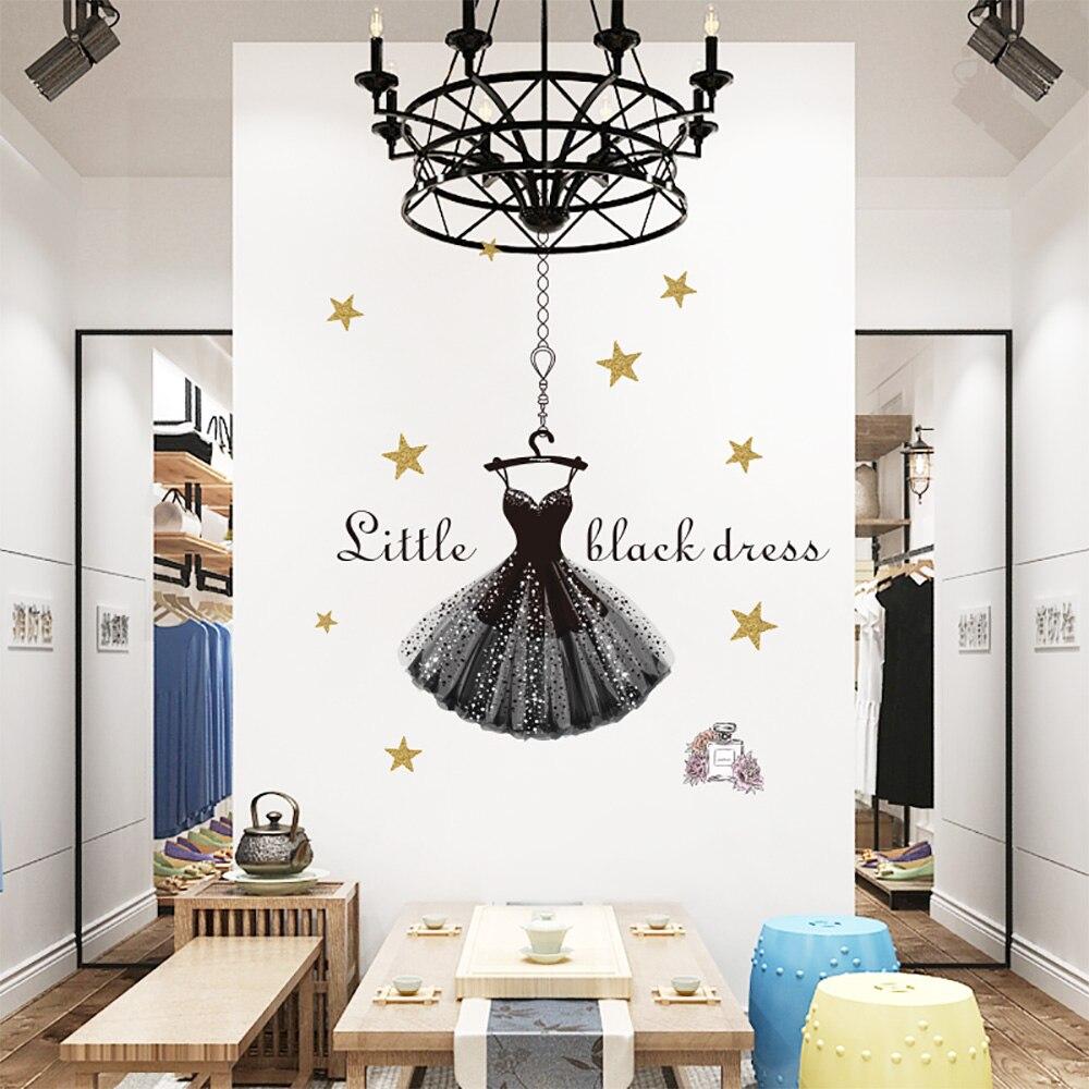 Aliexpress.com : Buy Baroque Waltz Wall Stickers