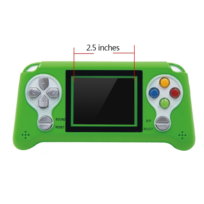2.5 HD screen Handheld Consoles mini Video Games