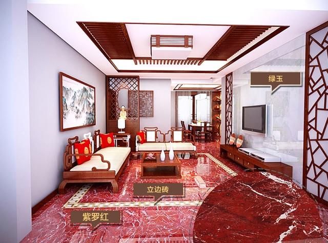 Foshan Floor Tiles 800x800mm Living Room Microcrystalline Stone