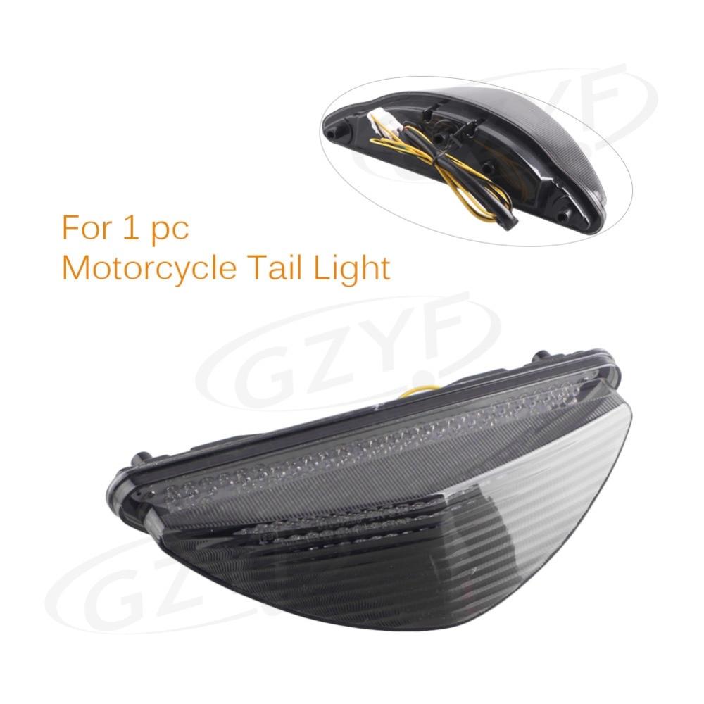 For YAMAHA RAIDER 2008 2010 LED Rear Tail Brake Light Turn