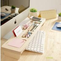 Useful Multifunctional Keyboard Shelf Storage Rack 52 12cm Free Shipping