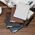 Raged Sheep Men Leather Money Clips Wallet Para Carteras Hombre Card ID Holder Clamp Money Case