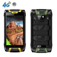 China Kcosit T95 IP68 Rugged Smartphone Android Waterproof Phone 4G LTE Shockproof Mobile Phone 2GB RAM 4.5 GLONASS GPS
