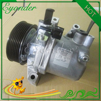 A/C AC Compressor de Ar Condicionado Bomba De Refrigeração CR08B para Nissan March 1.0 1.6 92600-1HC1A 92600 1HC1A 926001HC1A