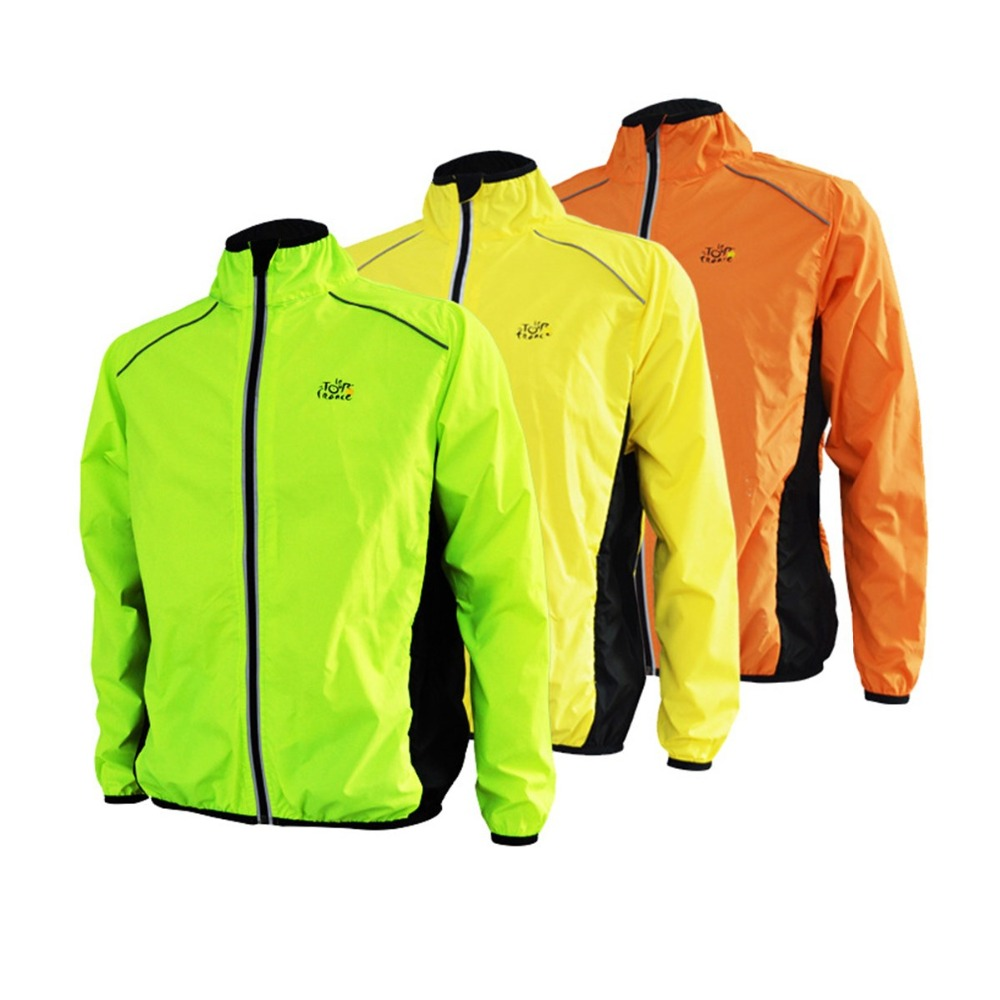 Breathable Waterproof Cycling Jackets