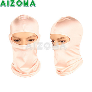 Image 3 - LOW PRICE Motorcycle Windproof Ski Neck Protecting Outdoor  Balaclava Full Face Warming Mask Ultra Thin Breathable Safety Guard