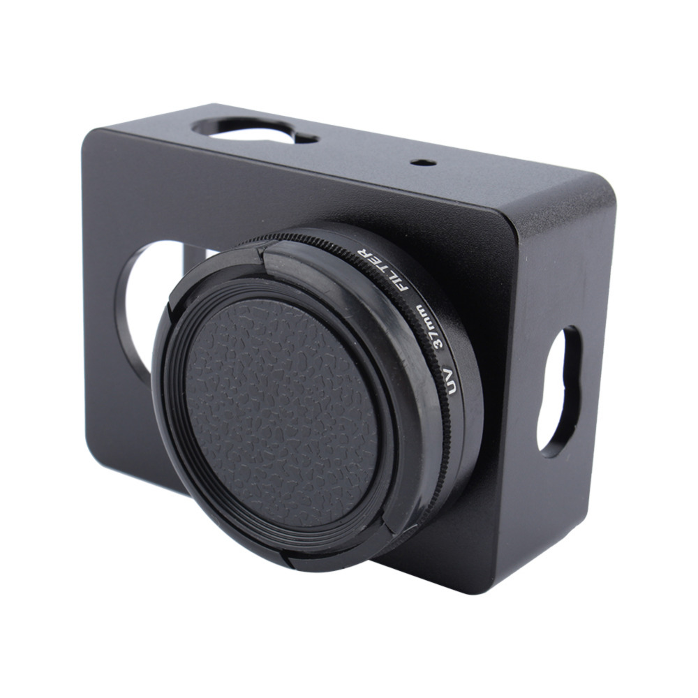 For Xiao Yi Accessories Aluminum Alloy Housing Case Shockproof Frame Shell Lens Cover Mount For