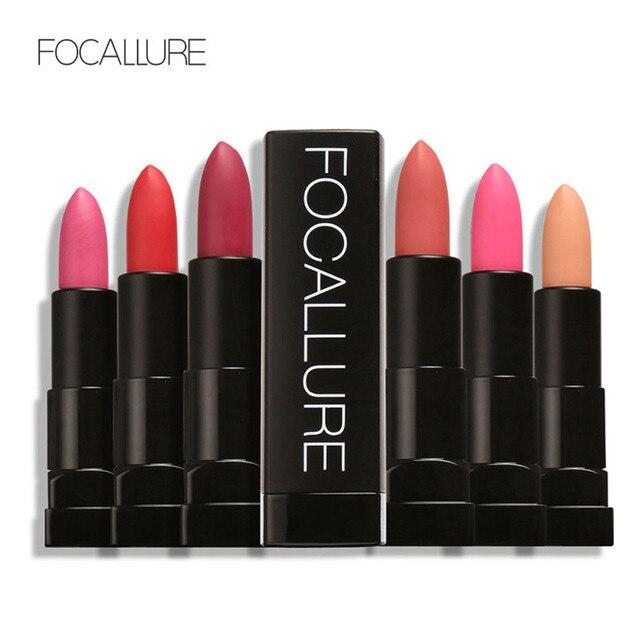 Professionnel Maquillage Outil Focallure Tube Rouge Lèvres2016 À Rjq4A35L