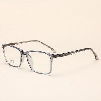 d9e2545558 Vazrobe transparente gafas de Marco de las mujeres de los hombres TR90  óptico lentes miopía gafas 1,56 1,61 índice 1,67 lente de resina