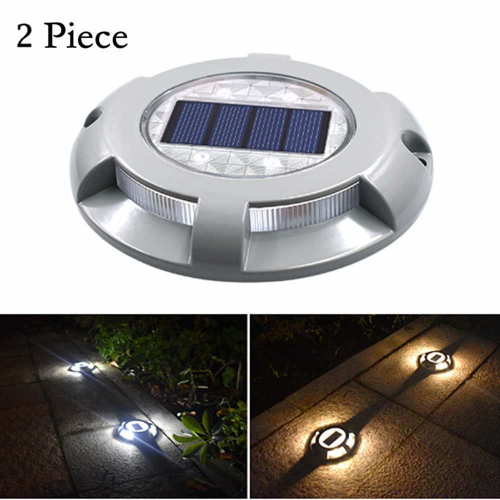 Solar Outdoor Light LED Garden Light Ground Lamp Aluminum ...