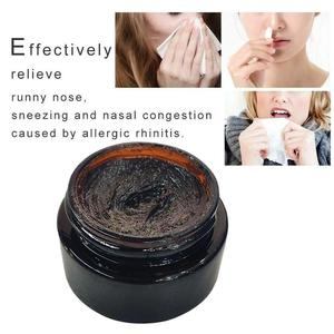 Image 5 - Portable Rhinitis Sinusitis Cream Relieve Itching Sneezing Nasal Congestion 20g