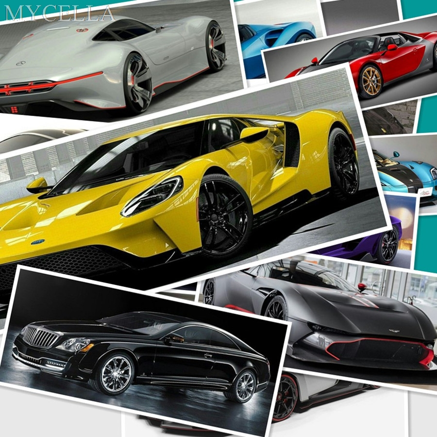Generous Car Wall Decor Ideas - The Wall Art Decorations ...