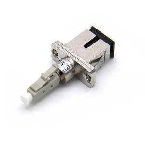 Image 2 - QIALAN SC Female to ST Male Simplex Singlemode Fiber Optic Adapter