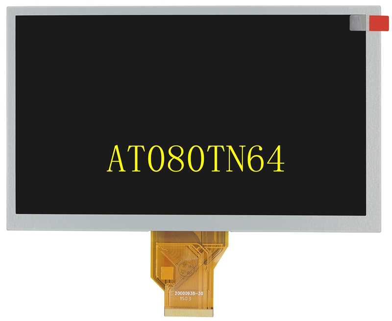 free shipping original new Innolux AT080TN64 Philco Lu Chang Huayang Caska 8-inch display / 8-inch LCD screen AT080TN64