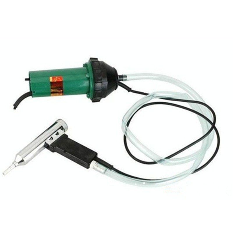 220V 1000W rod Gas Vinyl Plastic Welder Hot Air Welding Gun Heat Gun Flooring welding tool Hot Blast Torch Hot Air Equipment цены