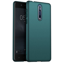 For Nokia 8 X6 9 X7 X5 Case, Ultra-Thin Minimalist Slim Protective Phone Case Back Cover 7 Plus